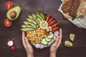 Healthy anti-inflammatory food